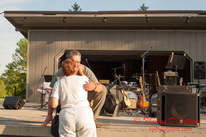 Marc Boon & The Unknown Legends play Miller Park