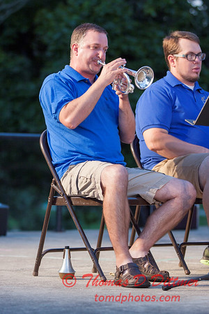 57 -  2015 Music Under the Stars - Miller Park Bandstand - Bloomington Illinois