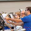 5 -  2015 Music Under the Stars - Miller Park Bandstand - Bloomington Illinois