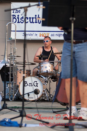 24 - 2015 Music Under the Stars - Miller Park Bandstand - Bloomington Illinois