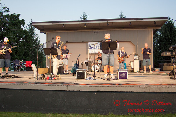 51 - 2015 Music Under the Stars - Miller Park Bandstand - Bloomington Illinois