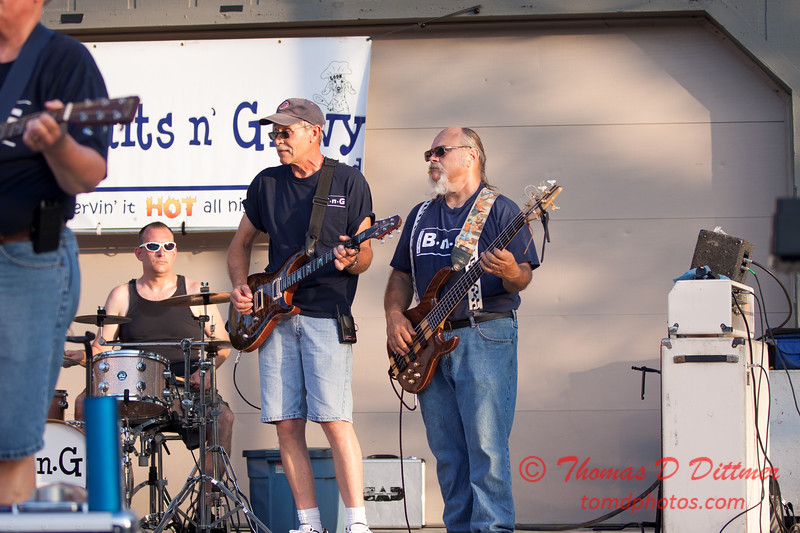 15 - 2015 Music Under the Stars - Miller Park Bandstand - Bloomington Illinois