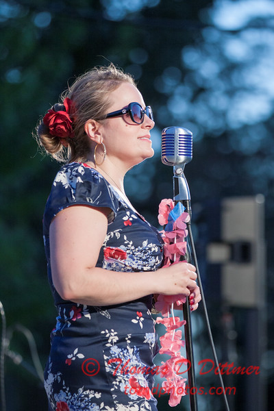 64 - 2015 Music Under the Stars - Miller Park Bandstand - Bloomington Illinois