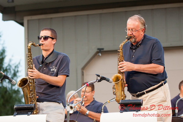 35 - 2015 Music Under the Stars - Miller Park Bandstand - Bloomington Illinois