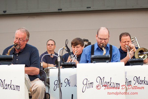 32 - 2015 Music Under the Stars - Miller Park Bandstand - Bloomington Illinois