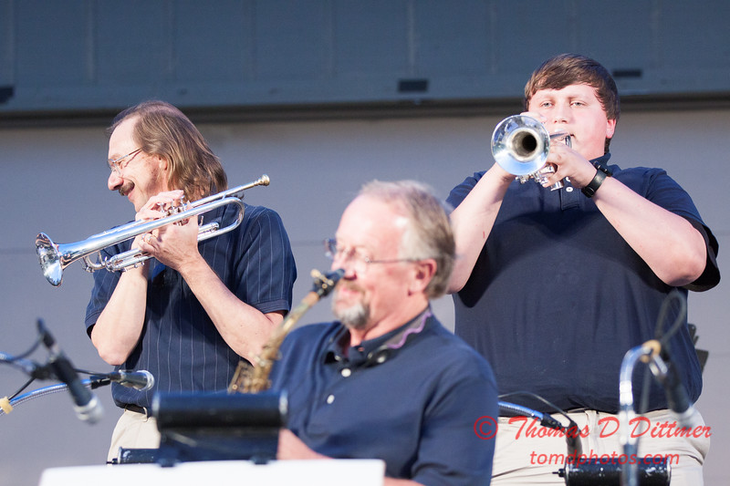 45 - 2015 Music Under the Stars - Miller Park Bandstand - Bloomington Illinois