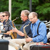 12 - 2015 Music Under the Stars - Miller Park Bandstand - Bloomington Illinois