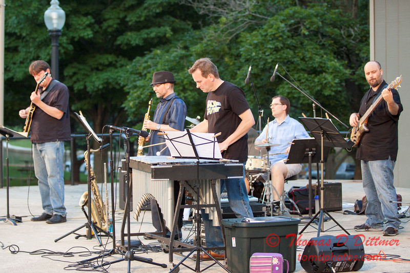 20 -  2015 Music Under The Stars - Miller Park Bandstand - Bloomington Illinois