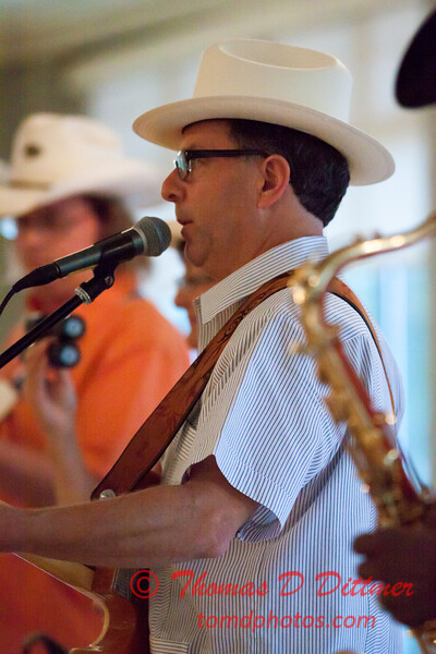 8/9/15 Wagon Load A Trouble - Music Under the Stars