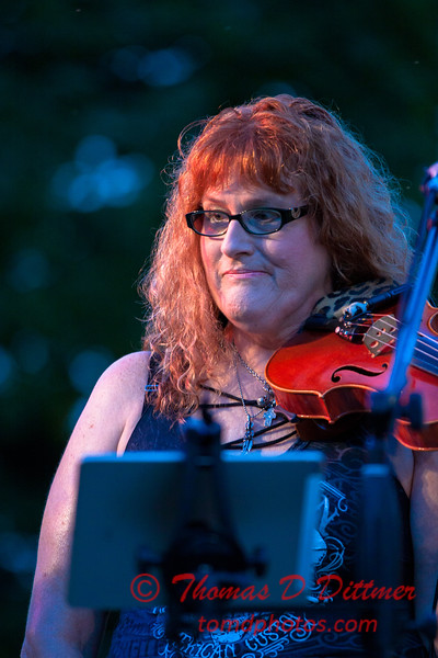 Music Under The Stars - Miller Park Bandstand - Bloomington Illinois - #37