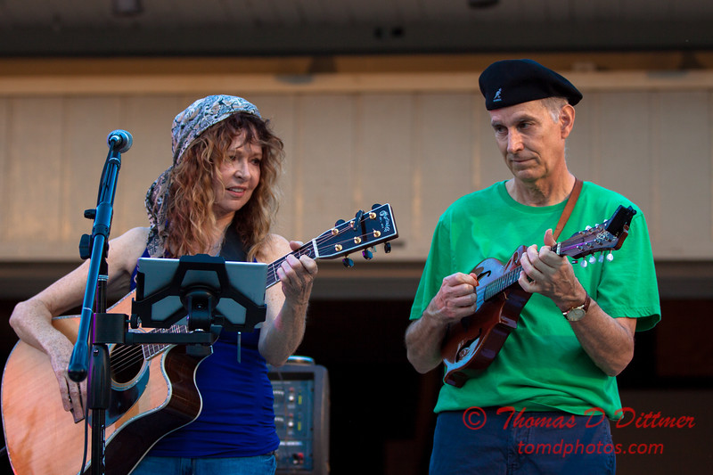 Music Under The Stars - Miller Park Bandstand - Bloomington Illinois - #7