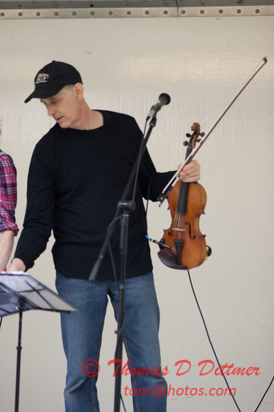 Lunchtime Concert - Kris & John - Withers Park - Bloomington Illinois