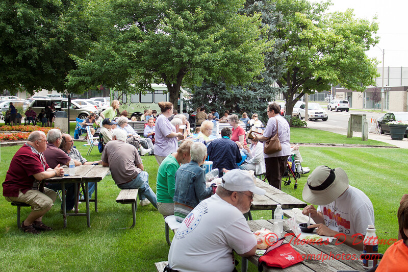 2 - 2015 Lunchtime Concert - Withers Park - Bloomington Illinois