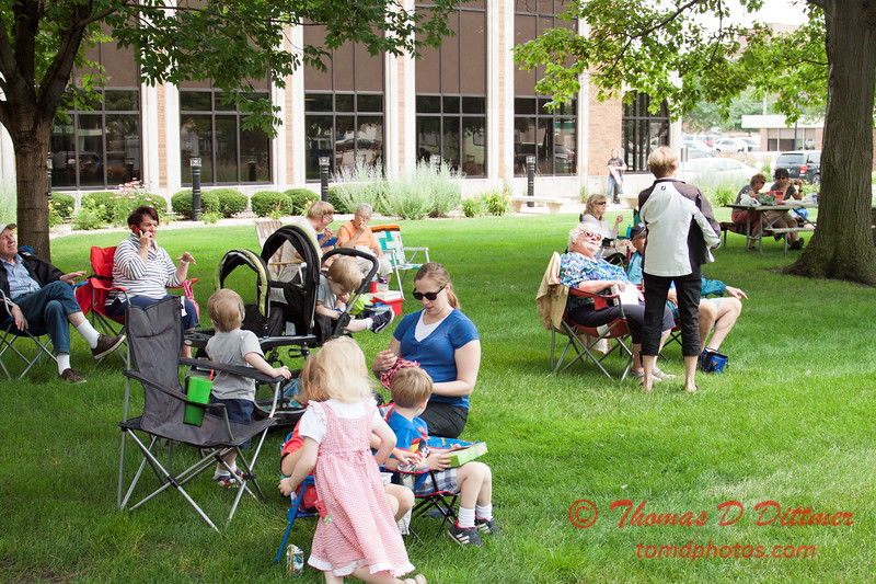 3 - 2015 Lunchtime Concert - Withers Park - Bloomington Illinois