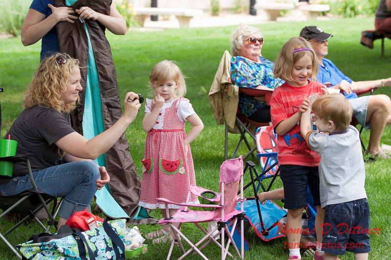 31 - 2015 Lunchtime Concert - Withers Park - Bloomington Illinois