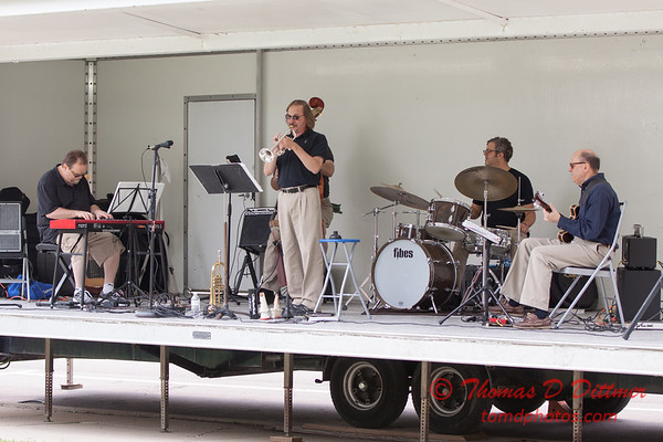 1 - 2015 Lunchtime Concert - Withers Park - Bloomington Illinois
