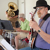 48 - 2015 Lunchtime Concerts - Prairieland Dixie Band - Withers Park - Bloomington Illinois