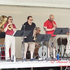 2 - 2015 Lunchtime Concerts - Prairieland Dixie Band - Withers Park - Bloomington Illinois