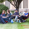 57 - 2015 Lunchtime Concerts - Prairieland Dixie Band - Withers Park - Bloomington Illinois