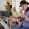 52 - 2015 Lunchtime Concerts - Prairieland Dixie Band - Withers Park - Bloomington Illinois