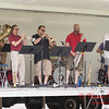 55 - 2015 Lunchtime Concerts - Prairieland Dixie Band - Withers Park - Bloomington Illinois