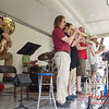 53 - 2015 Lunchtime Concerts - Prairieland Dixie Band - Withers Park - Bloomington Illinois