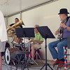 16 - 2015 Lunchtime Concerts - Prairieland Dixie Band - Withers Park - Bloomington Illinois