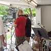 46 - 2015 Lunchtime Concerts - Prairieland Dixie Band - Withers Park - Bloomington Illinois
