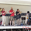 15 - 2015 Lunchtime Concerts - Prairieland Dixie Band - Withers Park - Bloomington Illinois