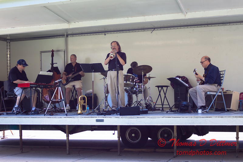 (# 22) The Brian Choban Quintet at Withers Park, Bloomington Illinois