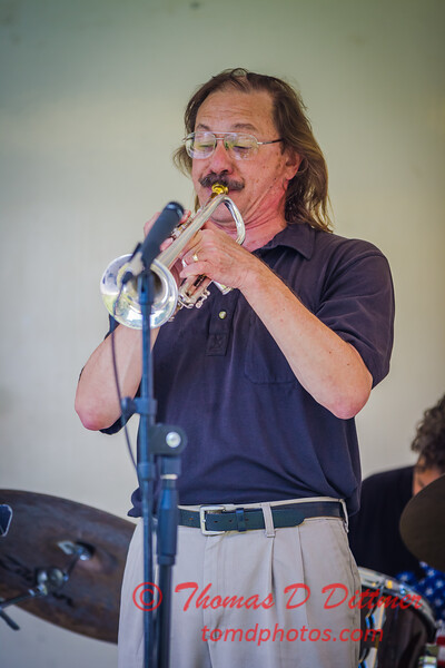 (# 5) The Brian Choban Quintet at Withers Park, Bloomington Illinois