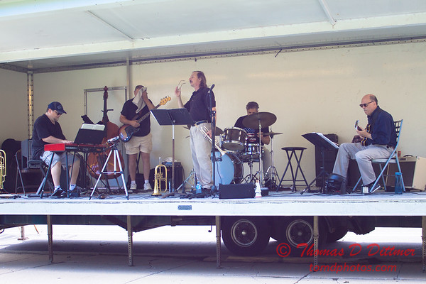 (# 1) The Brian Choban Quintet at Withers Park, Bloomington Illinois