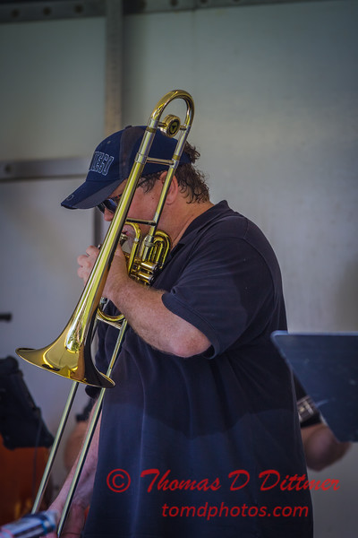 (# 23) The Brian Choban Quintet at Withers Park, Bloomington Illinois