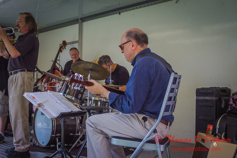 (# 13) The Brian Choban Quintet at Withers Park, Bloomington Illinois