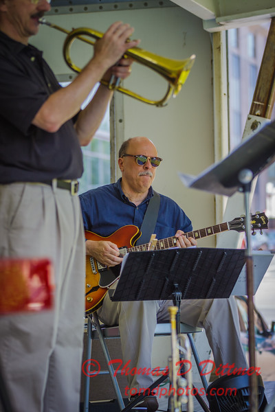 (# 18) The Brian Choban Quintet at Withers Park, Bloomington Illinois