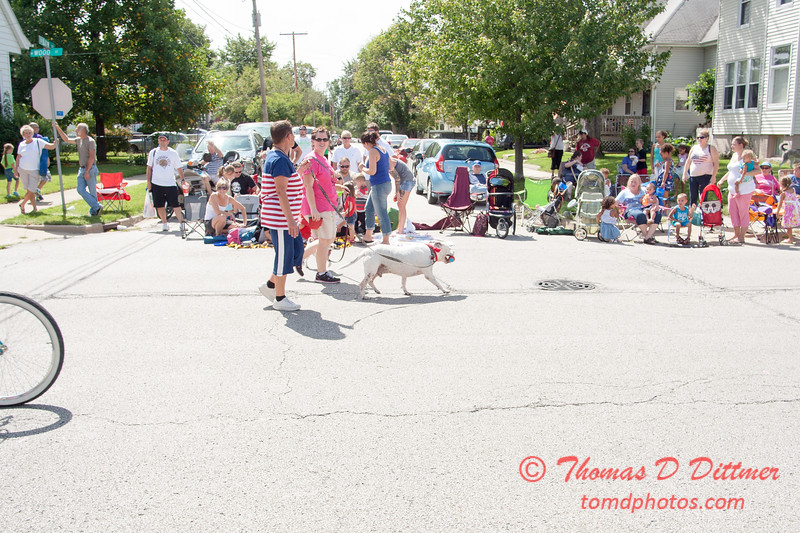 2014 Labor Day Parade - Bloomington Illinois