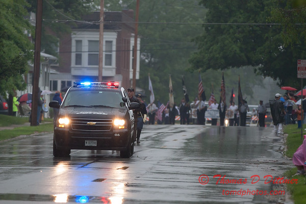Memorial Day Parade - Bloomington Illinois