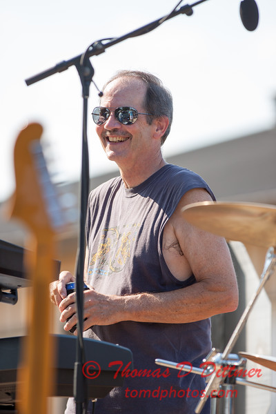 28 - Marc Boon & The Amazing Show Band - 2015 Danvers Days - Danvers Illinois