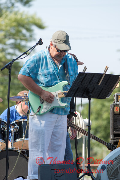 2 - Marc Boon & The Amazing Show Band - 2015 Danvers Days - Danvers Illinois