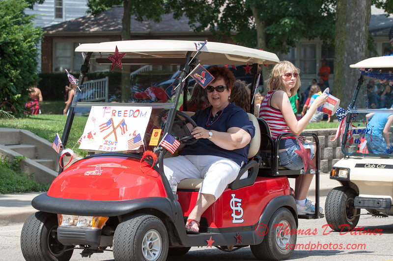 2013 Independence Day Parade - Henry Illinois