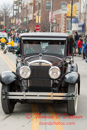 St. Patrick's Day Parade - Normal Illinois
