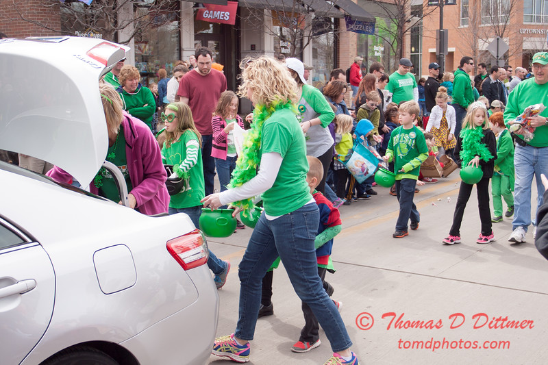 42 - 2015 Sharing of the Green, St. Patrick's Day Parade - Normal Illinois