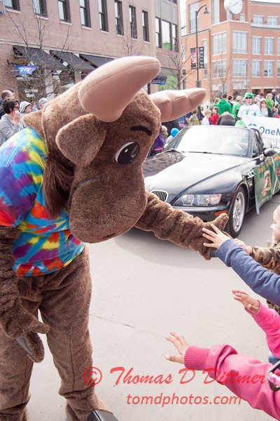 142 - 2015 Sharing of the Green, St. Patrick's Day Parade - Normal Illinois