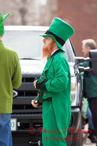 5 - 2015 Sharing of the Green, St. Patrick's Day Parade - Normal Illinois