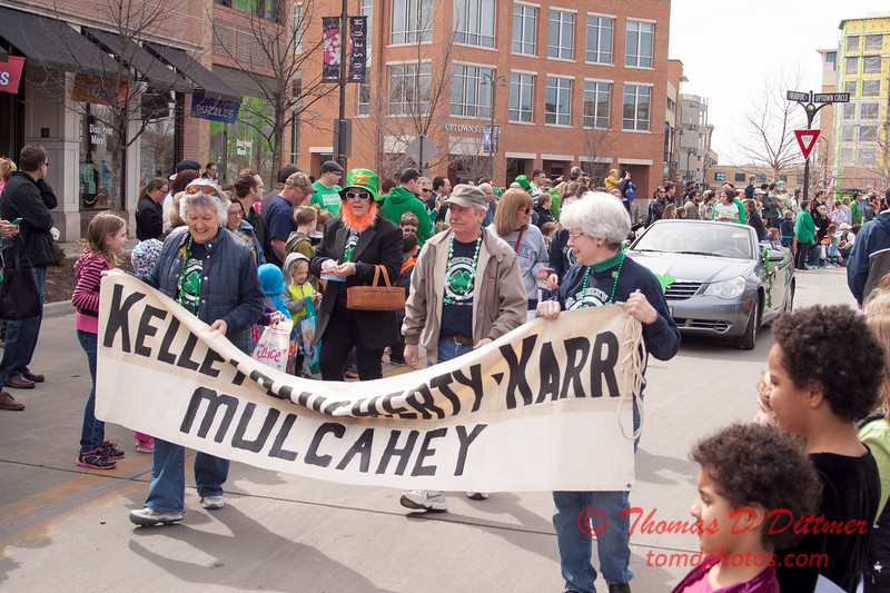 70 - 2015 Sharing of the Green, St. Patrick's Day Parade - Normal Illinois