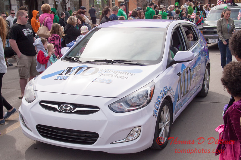 184 - 2015 Sharing of the Green, St. Patrick's Day Parade - Normal Illinois