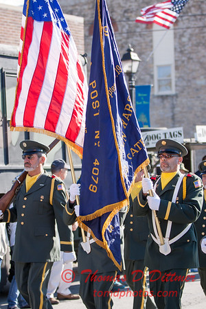 2013 - Veteran's Day Parade and Air Show - Utica Illinois