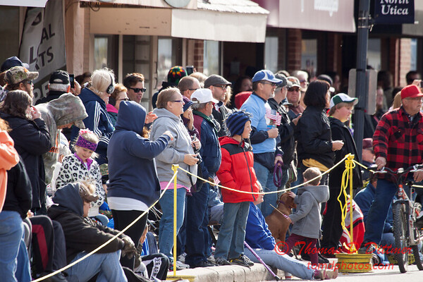1 - 2014 Veterans Day Parade and Air Show - Utica Illinois