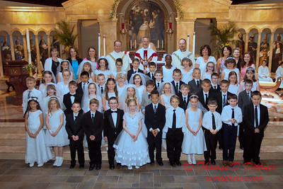 2016 Epiphany 1st Communion