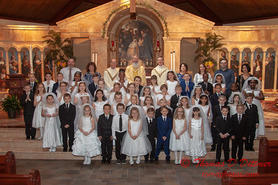 2018 Epiphany 1st Communion